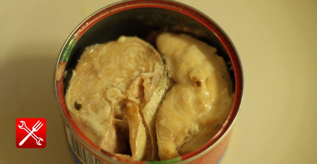 рецепт супа уха из консервов