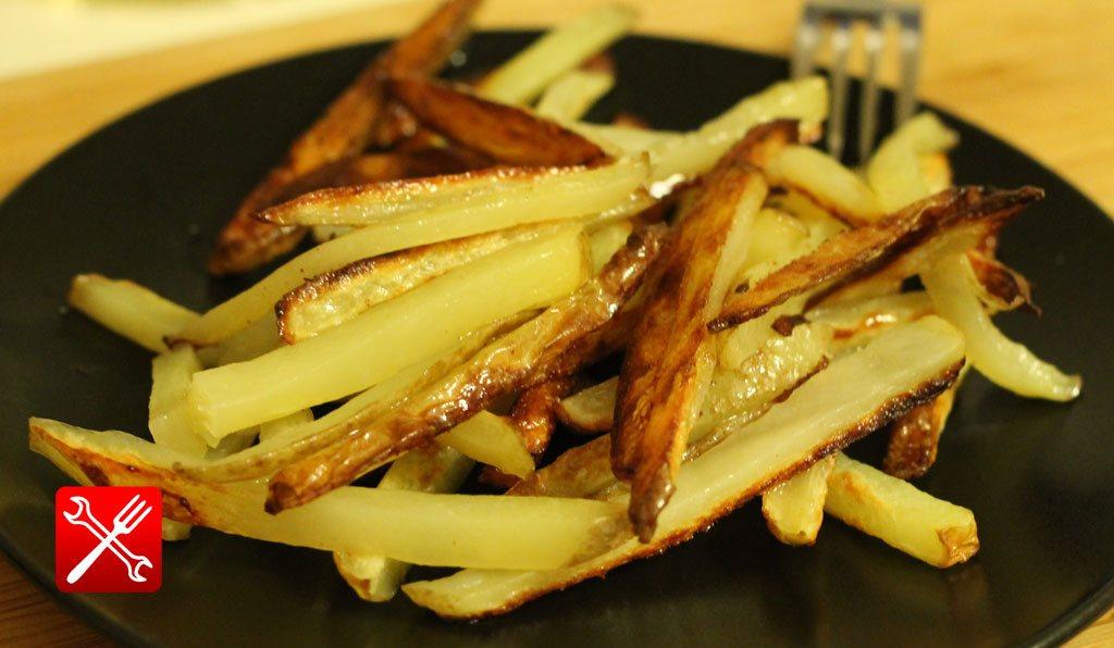картофель фри из духовки рецепт фото