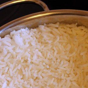 с чем можно приготовить рис простые рецепты